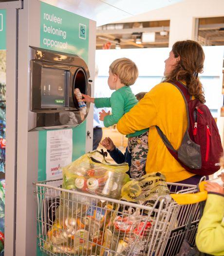 Ophaalactie blikjes tegen vergoeding voor kinderen in Gilze en Rijen