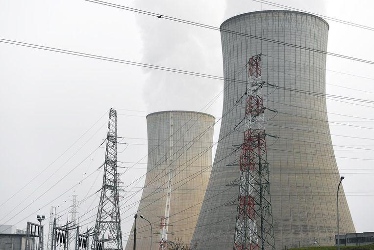 De kerncentrales van Tihange. Beeld belga