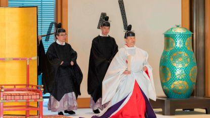Feestje van 133 miljoen en een half miljoen blije criminelen: Japanse keizer Naruhito bestijgt de troon