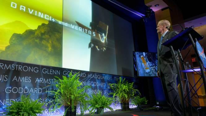 NASA plant twee nieuwe missies naar Venus