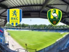 RKC Waalwijk - ADO Den Haag