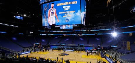 Curry nieuwe clubtopscorer aller tijden: 'Ongelooflijke prestatie'