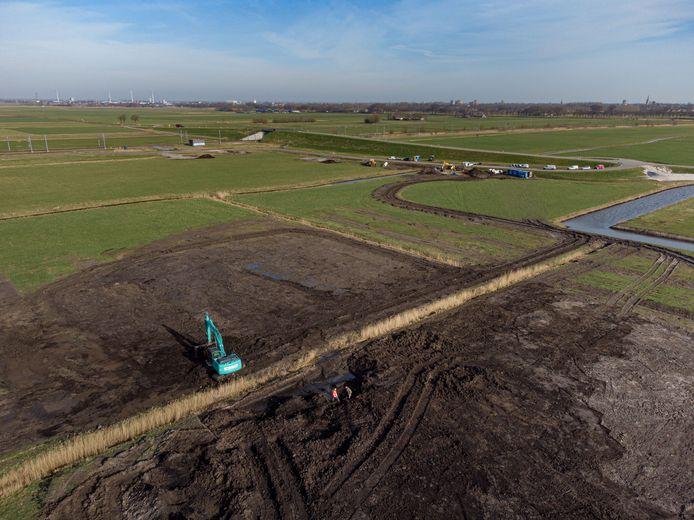 Er moeten vierhonderd woningen per jaar gebouwd worden, vooral in de nieuwe wijk Het Reeve (foto) en bij Kampen Zuidwest.
