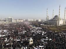 800.000 Tchétchènes contre Charlie Hebdo