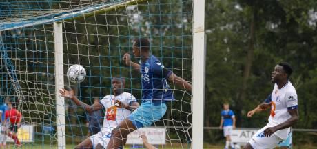 Sparta en AA Gent scoren er lustig op los in Burgh-Haamstede