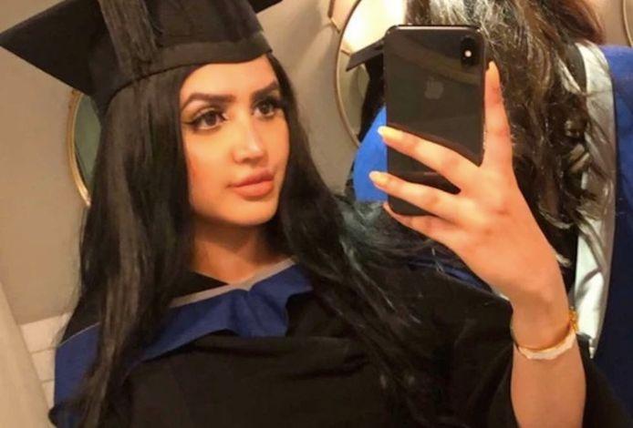 Mahira Zulfiqar (25) studeerde Rechten in London.