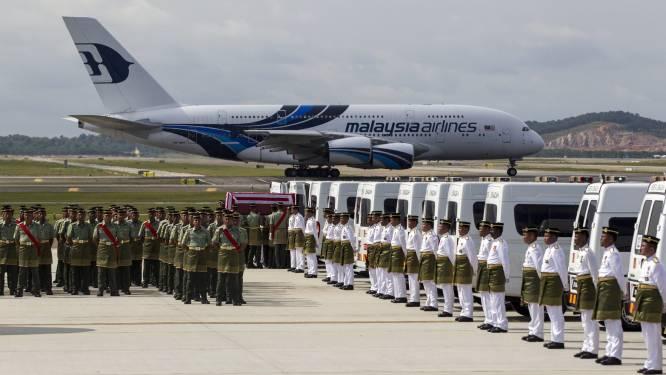 Maleisische slachtoffers MH17 'terug naar huis'
