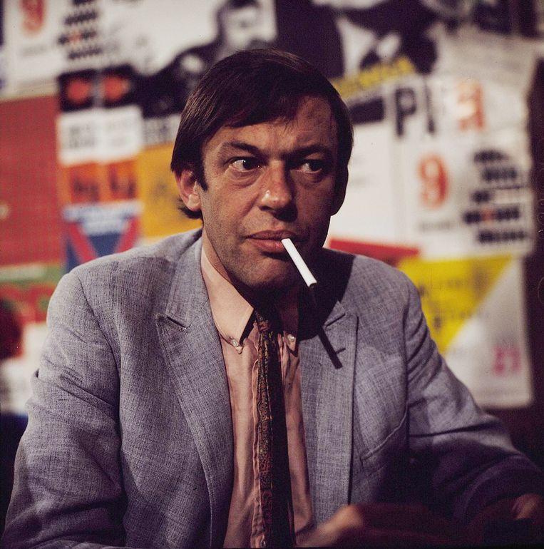 Hans van Mierlo in 1971. Beeld HH /  ANP