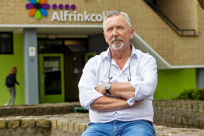 """Na meer dan veertig jaar in de jeugdzorg te hebben gewerkt gaat Wim Dorssers met pensioen. ,,Ik ga het missen, dat voel ik nu al."""""""