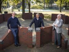 Geld én bestuur met 'stedelijke allure' binnen voor muziekkoepel in het Oldenzaalse Park Stakenkamp