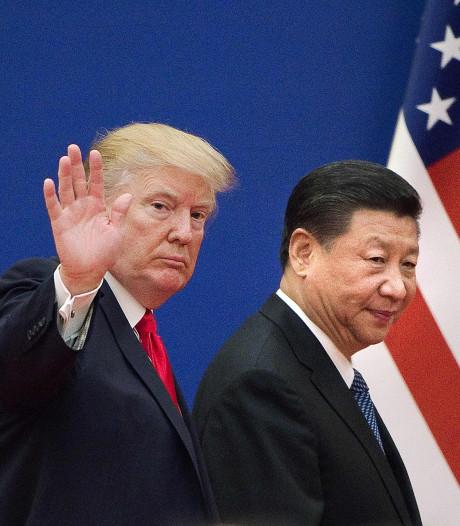Un premier signe de la trêve entre la Chine et les États-Unis