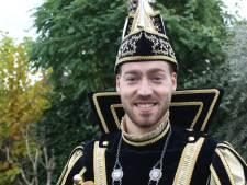Tom van den Bogaard prins van de Heikneuters Mariahout