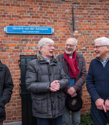 Hendrik van Aalst en alle andere 80-plussers van Kempenmuseum in het zonnetje gezet