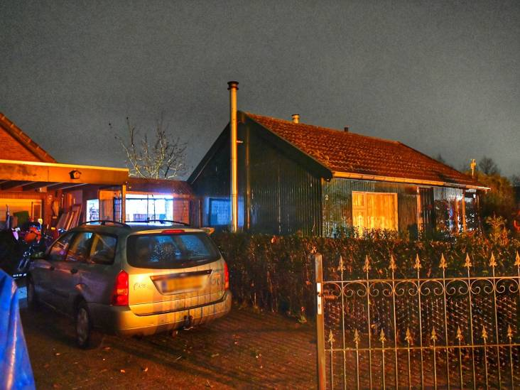 Man (55) overlijdt bij steekpartij in woning in Duizel, verdachte aangehouden