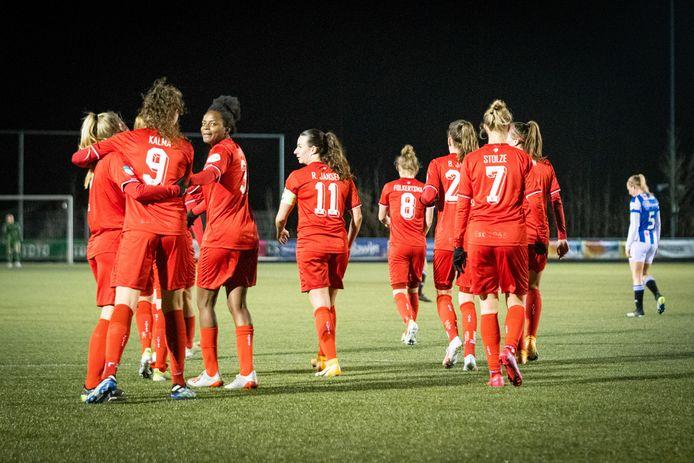 Versterking voor FC Twente Vrouwen: Kim Everaerts komt naar Enschede.