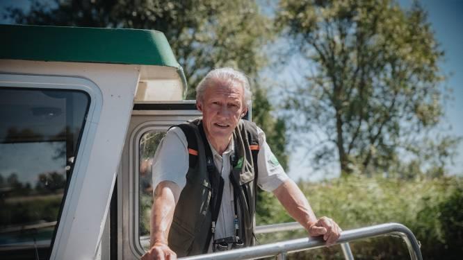 Boswachter Jacques van der Neut gaat met pensioen, maar zijn pen en zijn camera niet