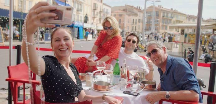 Binnenkort zijn de avonturen van De Verhulstjes in Saint-Tropez te volgen op Play4.
