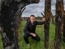 Deze jonge archeoloog deed na jaren graafwerk de ontdekking van zijn leven in... Flevoland!