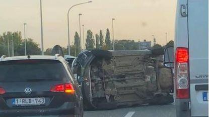 Vier voertuigen bij ongeval betrokken