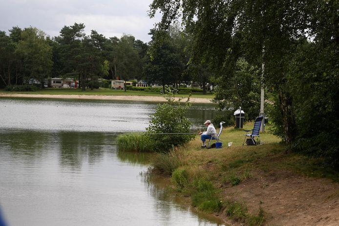 Archieffoto vakantiepark de Zanding.