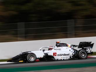 Amaury Cordeel staat voor vuurdoop in de FIA F3 tijdens F1-weekend in Barcelona. Talent uit Temse is enige Belg in de internationale eenzitters