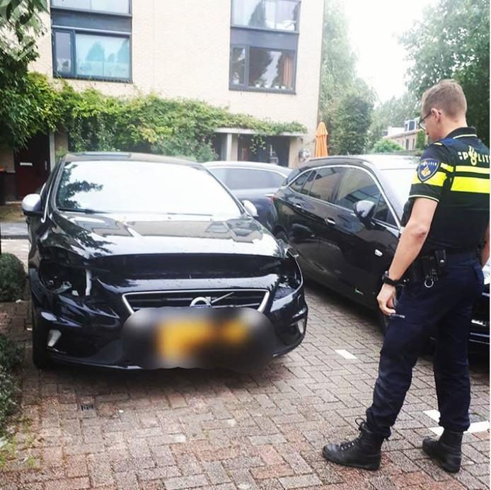 Koplampdieven slaan weer toe in Utrecht, dit keer in Parkwijk Leidsche Rijn.