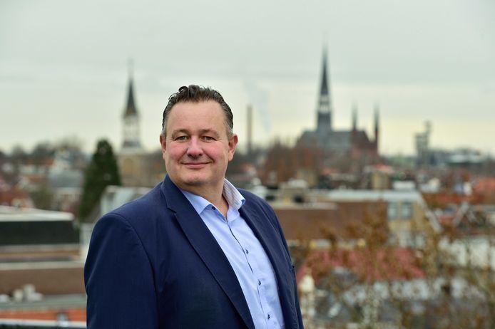 Geert Bouwmeester, directeur van De Goudse Verzekeringen.