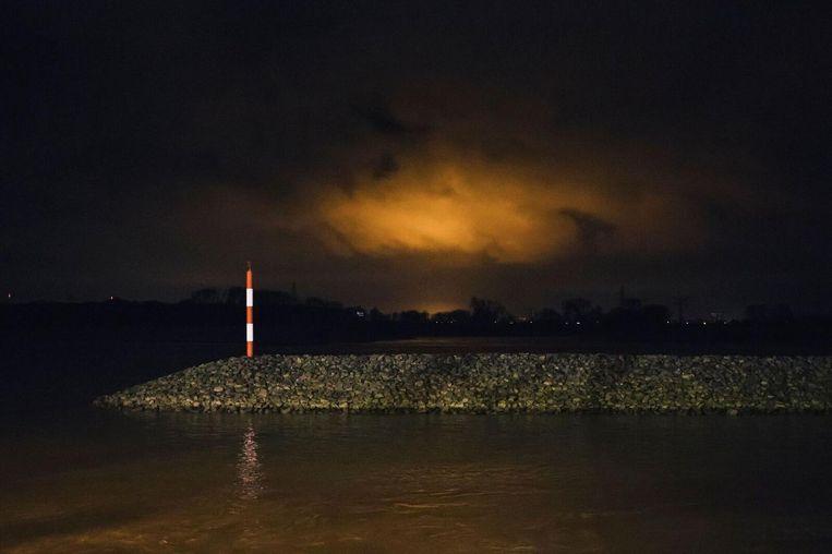 De haven van Arnhem. Beeld Marcel Wogram