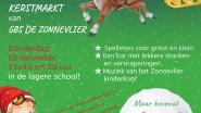 Kerstmarkt in GBS De Zonnevlier