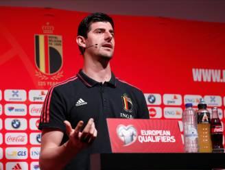 """Courtois nuanceert zwakke prestatie in Tsjechië en is hoopvol over Hazard: """"Verwacht dat Eden meegaat naar EK"""""""