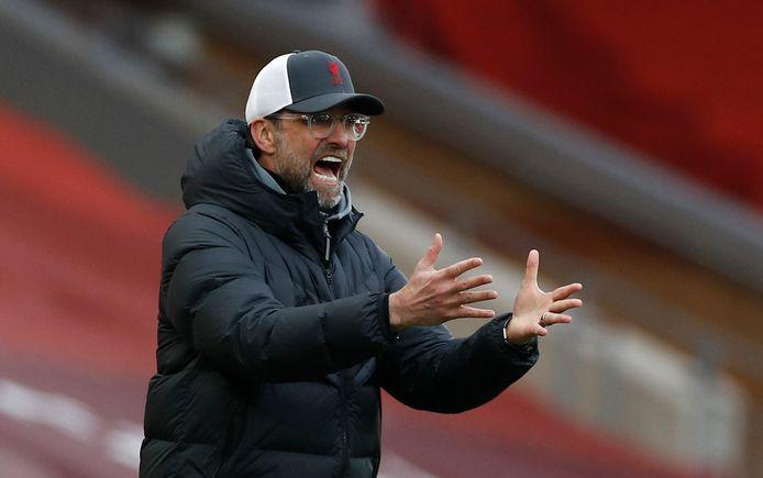 Liverpool-trainer Jürgen Klopp.