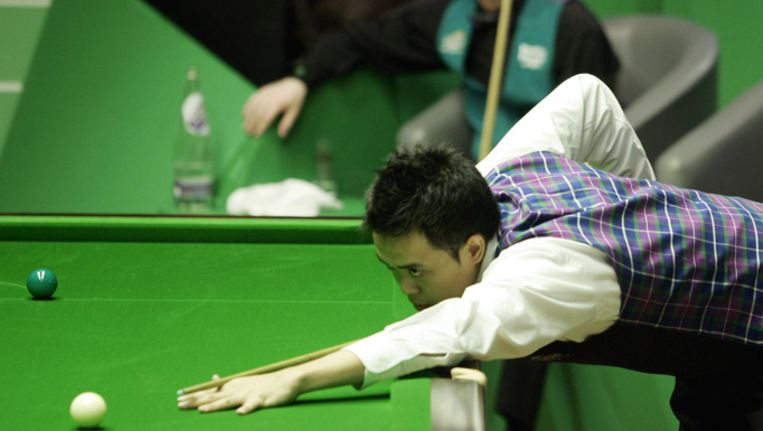 Marco Fu. Beeld UNKNOWN
