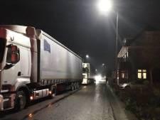 Politiek wil snel actie na verkeerschaos in Meerkerk door sluipverkeer