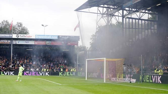 Vuurwerk tijdens IJsselderby galmt nog na, maar verder was het (voor de meesten) vooral een mooi voetbalfeest