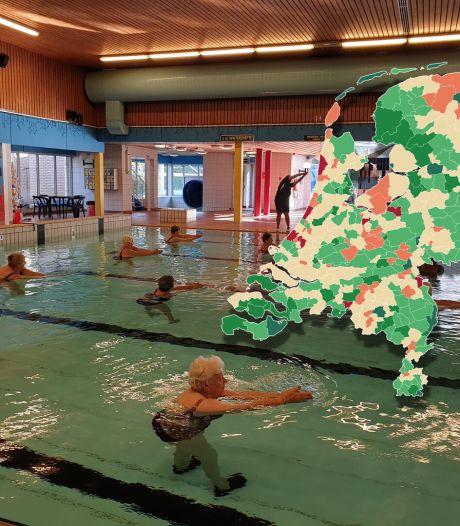 Kabinet wil 30 miljard anders verdelen: gaan zwembad en bieb in Ermelo dicht?