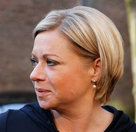 Minister Jeanine Hennis is bezorgd over de onthulling van Stegeman