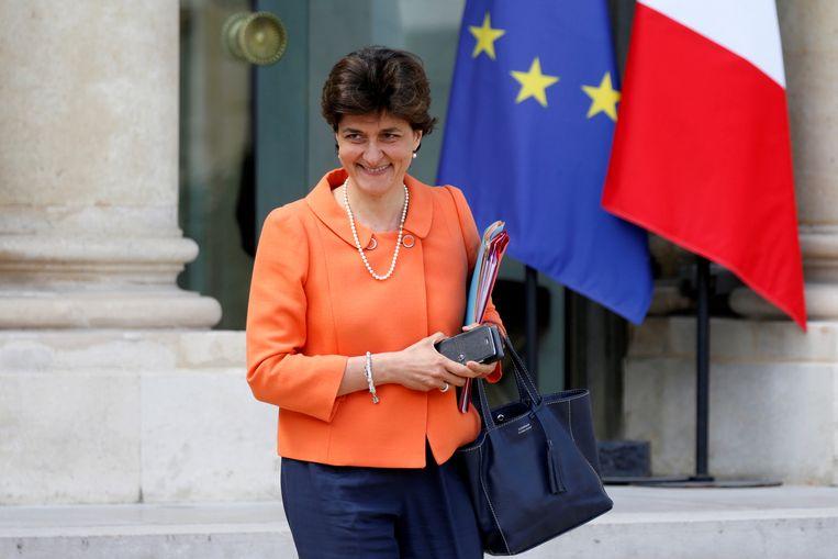 Sylvie Goulard. Beeld REUTERS