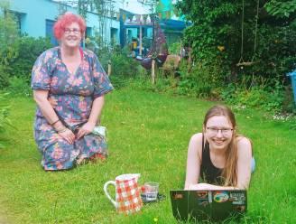 """Inge stelt haar tuin ter beschikking van studenten: """"Het zijn die kleine dingen die ervoor zorgen dat de blokperiode gemakkelijker verloopt"""""""