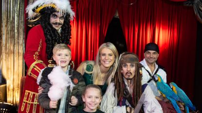 IN BEELD. Piraten, acrobaten en BV's op première circusvoorstelling 'Pirates'