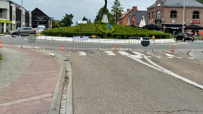 Waterellende aan Wingepark voorbij: verkeer kan opnieuw van rond punt naar snelweg