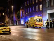 Vrouw valt uit appartement in Breda