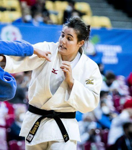 Voor judoka Guusje Steenhuis is WK altijd hét hoogtepunt, maar nu tellen alleen de Spelen