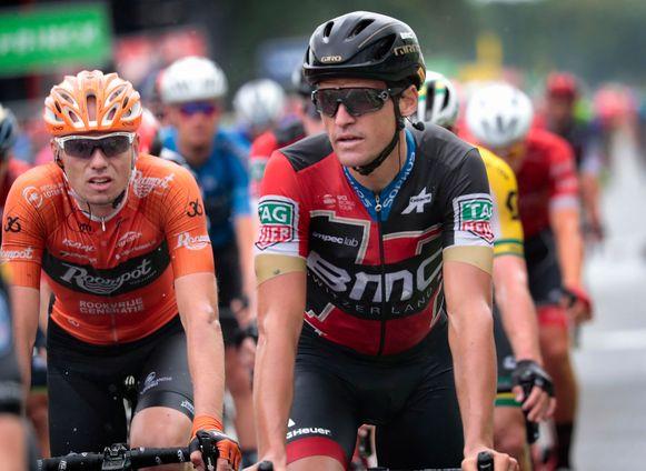 Ook Greg Van Avermaet reed de BinckBank Tour vorig jaar.