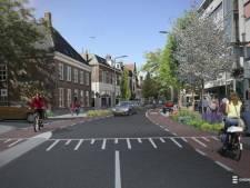 Grote Berg in Eindhoven gaat een half jaar dicht voor werk aan weg en riool