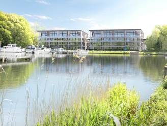 """Ooit de 'place to be' voor de jetset van Leopoldsburg, nu moet Kanaalkom weer de nieuwe hotspot worden: """"Wonen aan het water, op een boogscheut van het centrum"""""""