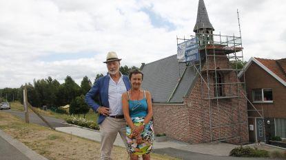 Sint-Onolfskapel bijna volledig in ere hersteld