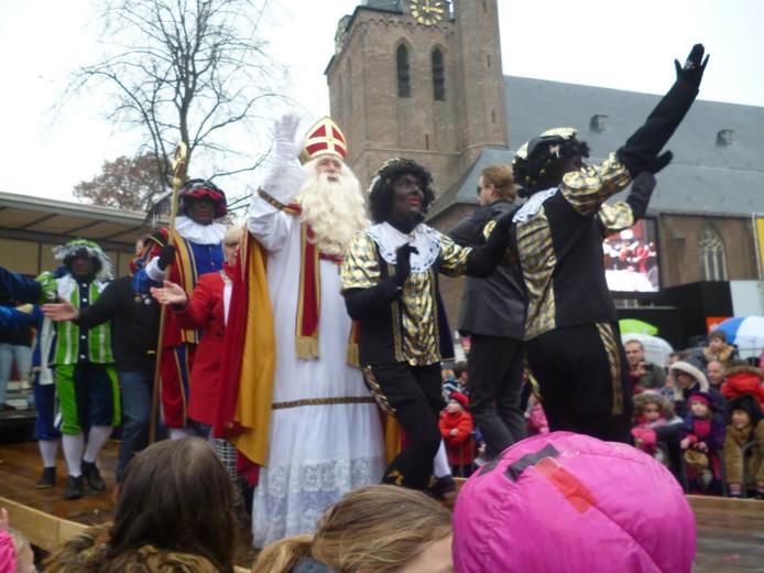 Sinterklaasintocht in Schijndel.