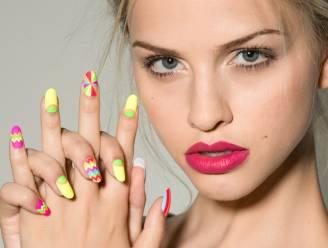 Deze klassieker maakt een comeback: matte nagels
