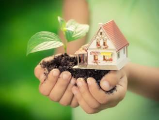 56 procent van de Belgen (ver)bouwt duurzaam voor een beter milieu
