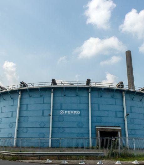 Live-concerten en dance in oude gashouder Rotterdam